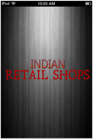 Indian Retail Shop