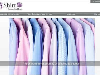 Magento Project- www.chicandshirt.com