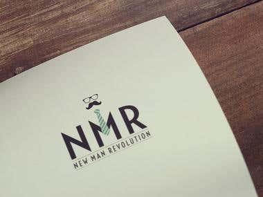 NMR Logo Design