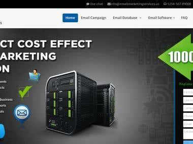 Sending email  for  business,sme,executive & consumer