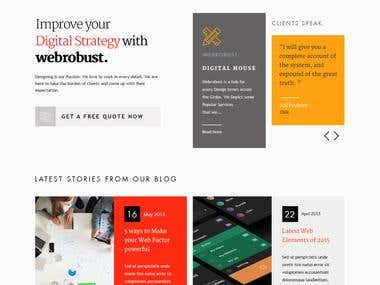 Webrobust