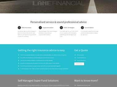 LANE FINANCIAL