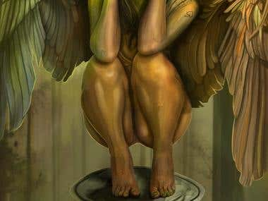 Angel of Envy