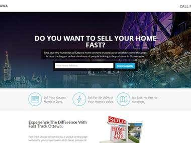 Property Builder Website