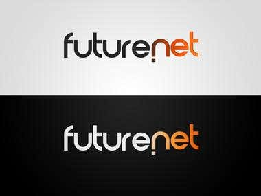 Logo Design   Future Net