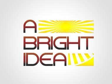 Logo Design   A Bright Idea