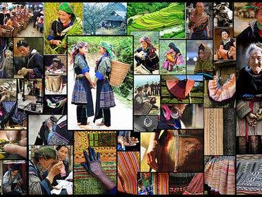 Fashion project- Story of Hmong