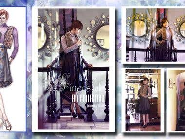 Fashion project- Winter\'s tale