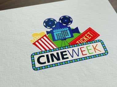CineWeek logo