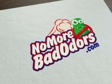 NoMoreBadOdors logo
