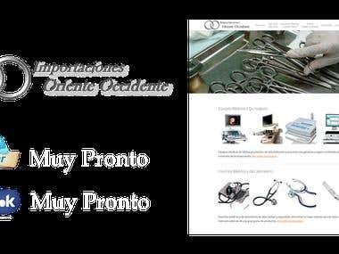 Importaciones Oriente Occidente  (Web Site)