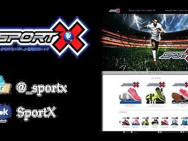 SPORT X, Extreme Sports  (Web Site)