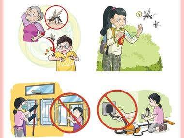 Education Illustrations (7)