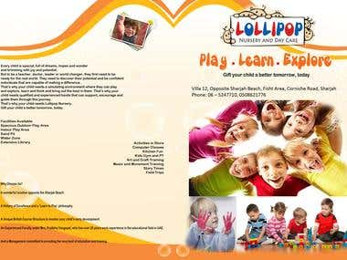 Lollipop Flyer