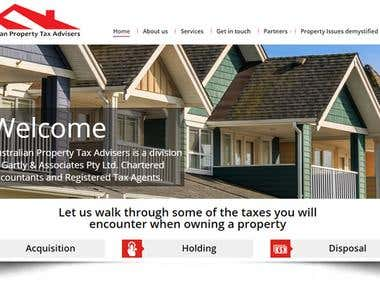 Property tax advisors