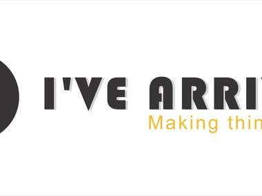 Logo Design for I\'ve Arrived