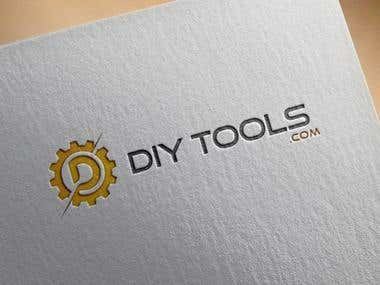 Logo design for DIYTOOLS.com