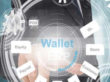 Wallet ERP