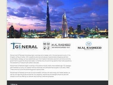 M AL Rasheed For contracting