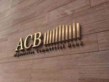 Logo suggestion for Afghanistan Commercial Bank