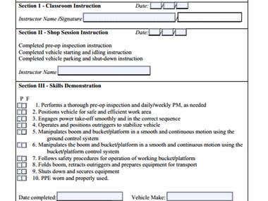 BMW Order From & Pdf iPad