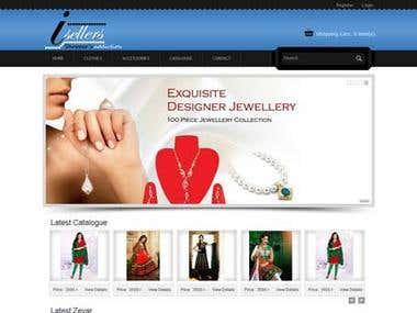 Ecommerce & Product Catalogue