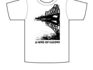 Fashion project- Tshirt