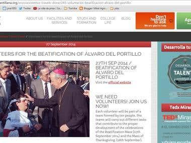 Spanish to English Translation of 150 blog posts