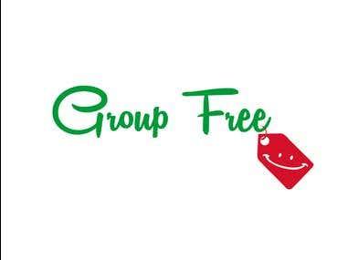 Logotipo Group Free