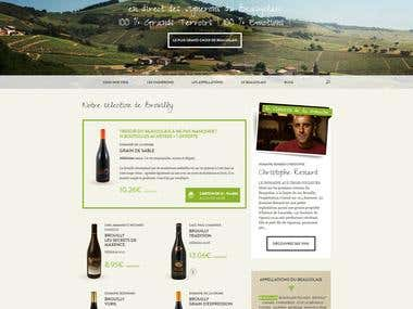 Winemakers website
