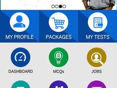 Online Exam App