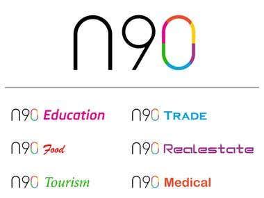 n90 - Logo