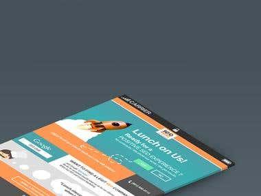 SEOWerkz | Newsletter Design