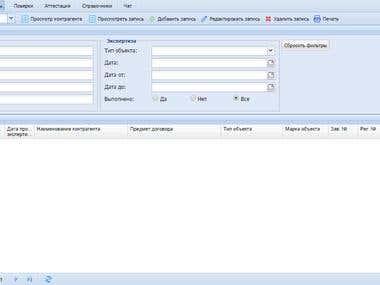 Web-based application