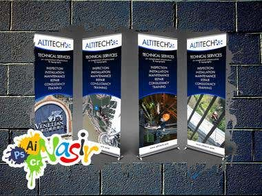 Posters and Brochure Design