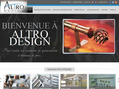 PHP Web Design and Development - Altrodesign