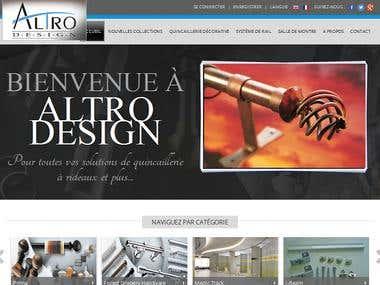 PHP Web Design and Development - Altrodesign