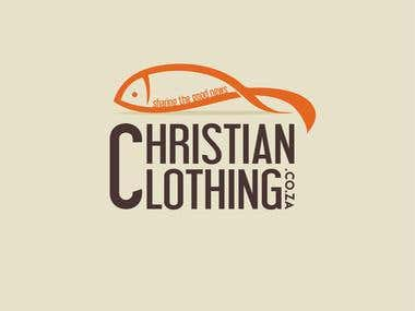 WIN COMPETITION! Logo ChristianClothing