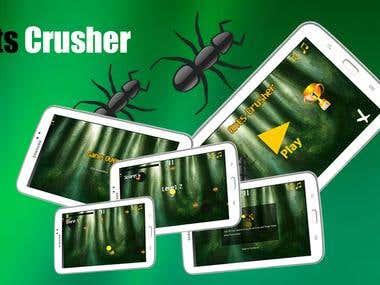 Ants Crusher
