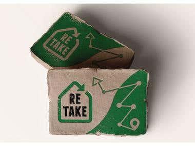 Retake Business Cards