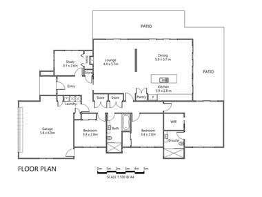 Sample basic Floor/Site Plan