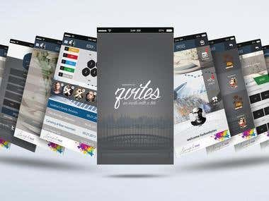 Personal App Project Designs