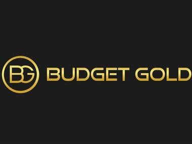 Budget Gold logo