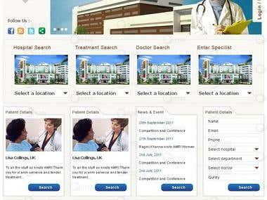 Hosipital Site