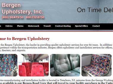 Bergen Upholstery, Inc.