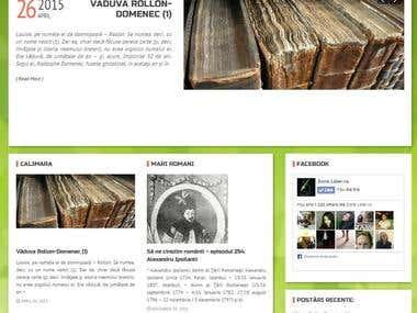 SEO and Webdesign - Scrieliber