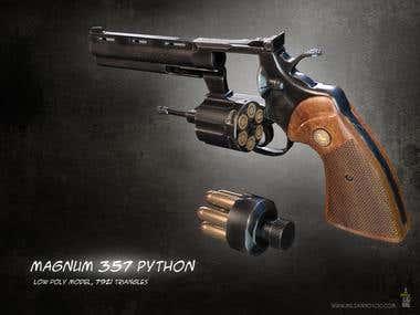 Magnum 357 Python