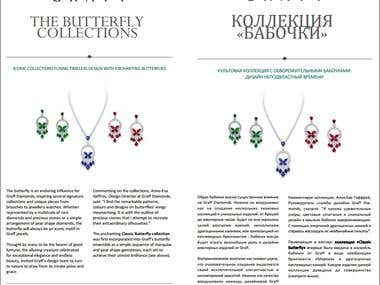 English-Russian Jewelry Presentation translation