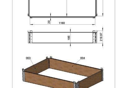 Solidworks assembly drawing