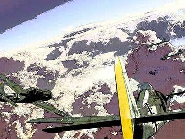 Focke Wulf FW 190 D-9